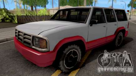 Declasse Scantler для GTA San Andreas