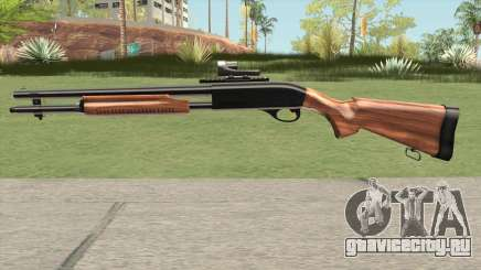 Shotgun (High Quality) для GTA San Andreas