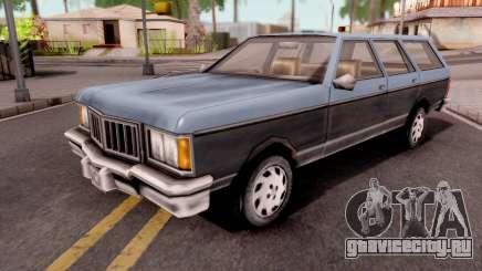 Regina GTA VC для GTA San Andreas