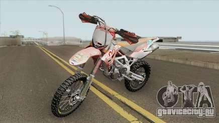 Aprilla MXV 450 для GTA San Andreas
