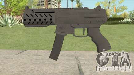 Submachine Gun MK2 (Stock) для GTA San Andreas