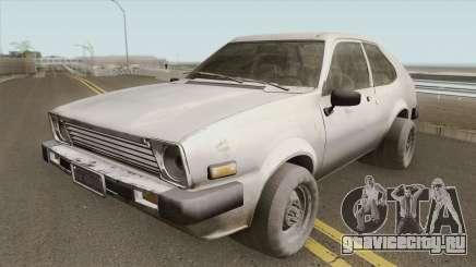 Toyota Corolla Dirty для GTA San Andreas