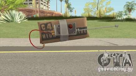 Satchel (Fortnite) для GTA San Andreas