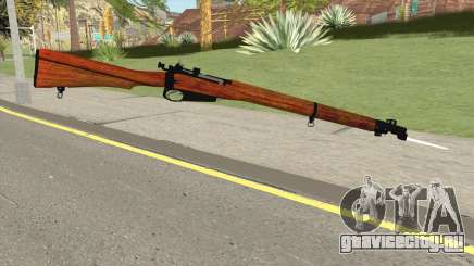 New Rifle High Quality для GTA San Andreas