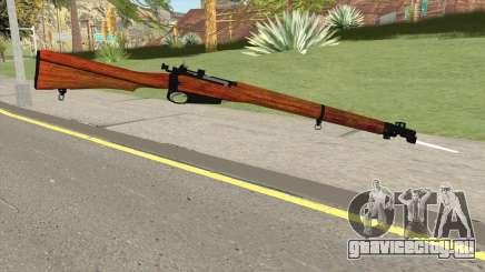 New Rifle High Quality для GTA San Andreas