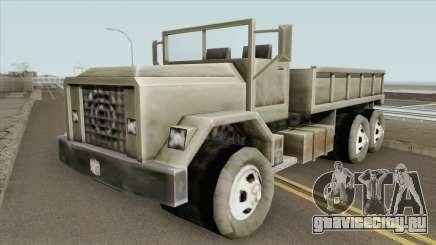 Flatbed GTA III для GTA San Andreas