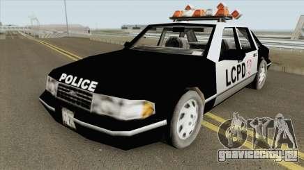 Police Car GTA III для GTA San Andreas