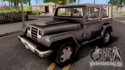 Mesa Grande GTA VC для GTA San Andreas