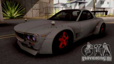 Mazda RX-7 Pandem Boss для GTA San Andreas