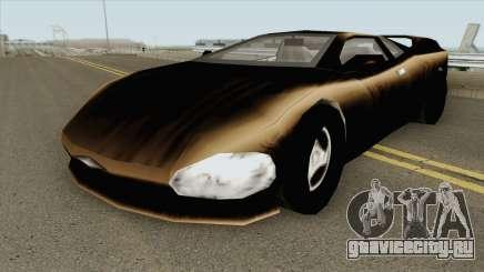 Infernus GTA III для GTA San Andreas