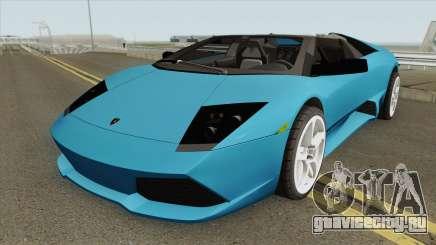 Lamborghini Murcielago LP640 Roadster для GTA San Andreas