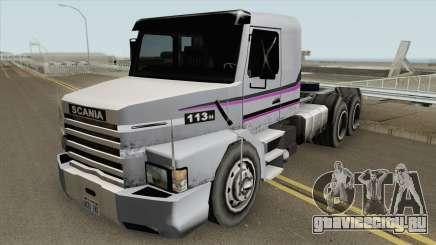 Scania 113H SA Style для GTA San Andreas