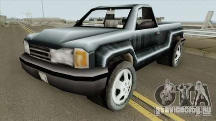 Bobcat GTA III для GTA San Andreas