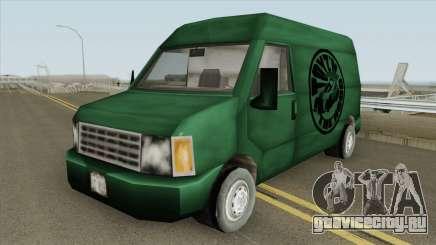 Toyz Van GTA III для GTA San Andreas