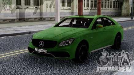 Mercedes-Benz CLS63s для GTA San Andreas