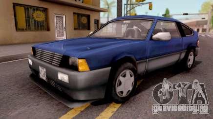 Blista Compact GTA VC для GTA San Andreas