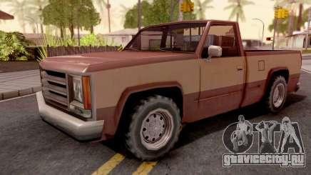 Brute Anchor 1991 для GTA San Andreas