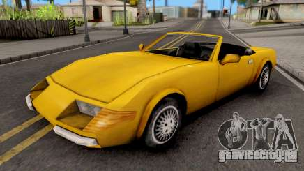Stinger GTA VC для GTA San Andreas