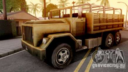 Barracks OL GTA VC для GTA San Andreas