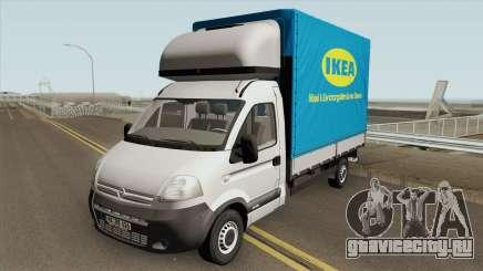 Opel Movano Ikea Transporter для GTA San Andreas