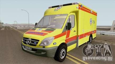 Mercedes-Benz Sprinter V2 (Magyar) для GTA San Andreas