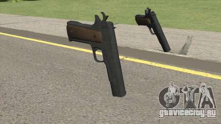 Colt 45 HQ для GTA San Andreas