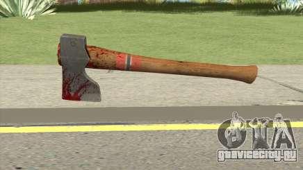 Hatchet (Bloody) GTA V для GTA San Andreas