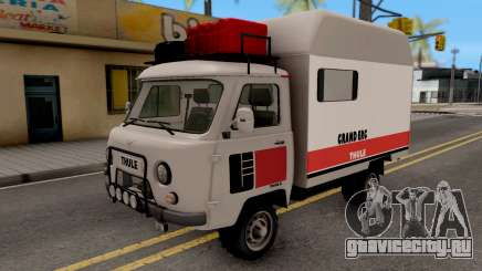 УАЗ-452 House on Wheels для GTA San Andreas