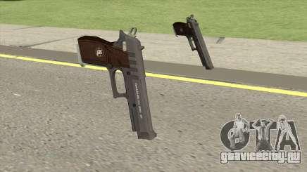 Hawk And Little Pistol (Black Tint) V1 GTA V для GTA San Andreas