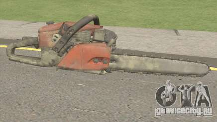 Chainsaw HQ для GTA San Andreas