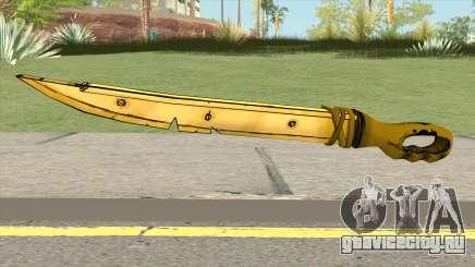 Allison Angel Sword (Bendy And The Ink Machine) для GTA San Andreas