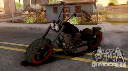 Zombie Bike для GTA San Andreas