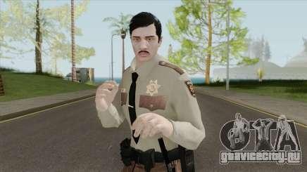 Arklay County Sheriff V1 для GTA San Andreas