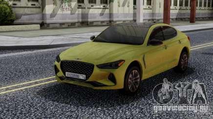 Genesis G70 2018 Sedan для GTA San Andreas