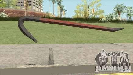 Crowbar GTA V для GTA San Andreas