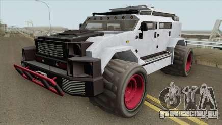HVY Menacer GTA V HQ для GTA San Andreas