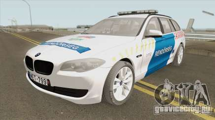 BMW 530d Magyar Rendorseg для GTA San Andreas