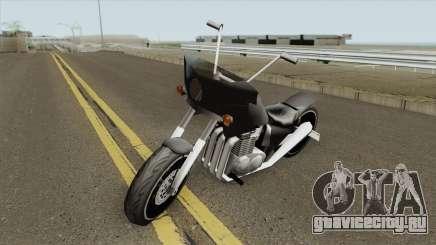 Lion для GTA San Andreas
