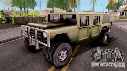 Patriot GTA VC для GTA San Andreas