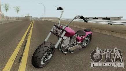 Zombie Estilo GTA V для GTA San Andreas