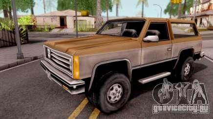 Rancher GTA VC для GTA San Andreas