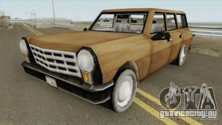 Perennial GTA III для GTA San Andreas