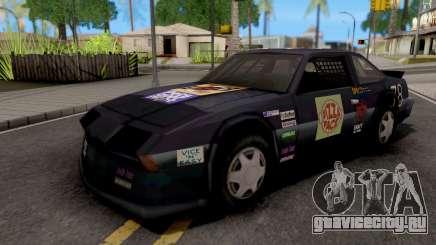 Hotring Racer A GTA VC для GTA San Andreas