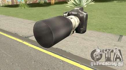 Camera HQ для GTA San Andreas