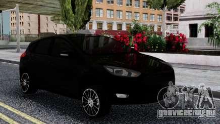 Ford Focus 3 Hatchback Stance для GTA San Andreas