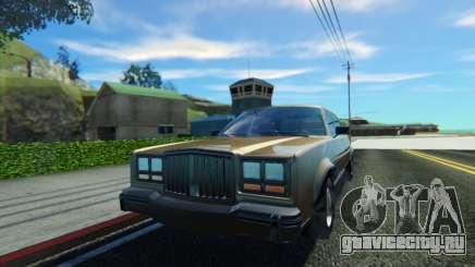GREENWOOD HQ для GTA San Andreas