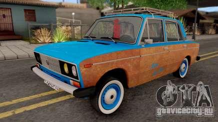 ВАЗ 2106 Resto Classic для GTA San Andreas