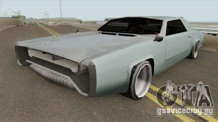 Buccanee Custom для GTA San Andreas