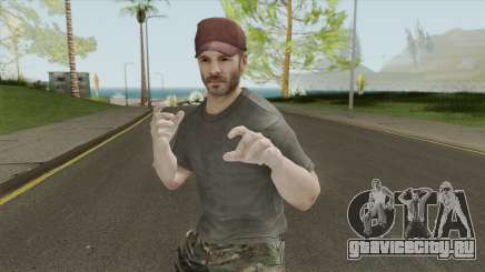 Alex Mason Casual для GTA San Andreas