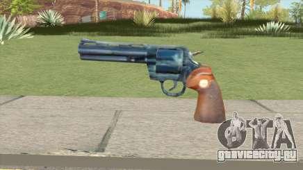 Revolver V1 (MGWP) для GTA San Andreas